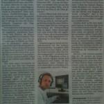 RHEINISCHE POST -AUSGABE- 09/08/2011