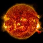 Image Credit:  NASA/SDO/ Wiessinger